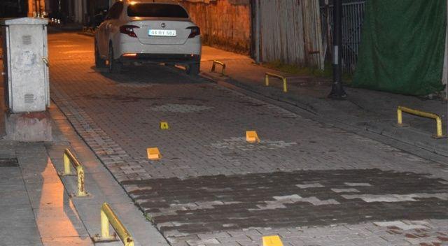 Malatya'da silah sesleri: 1 yaralı