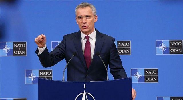 NATO Genel Sekreteri Stoltenberg, Türkiye'yi dayanışma örneği olarak gösterdi