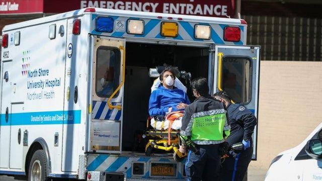 New York'ta Covid-19 salgınında 731 ölümle en yüksek can kaybı yaşandı