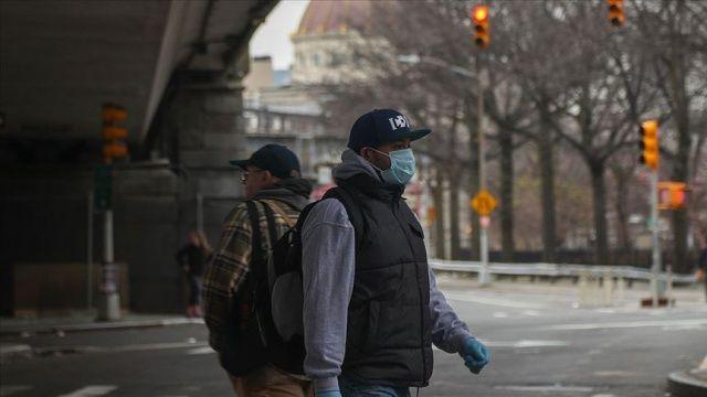 New York'ta Covid-19 vaka sayısı 100 bini geçti, yaklaşık 3 bin kişi öldü