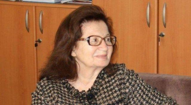 Prof. Dr. Feriha Öz, koronavirüs nedeniyle hayatını kaybetti