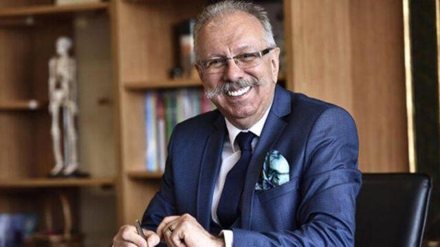 Prof Dr. Oğuz Özyaral, Covid-19'u yenerek taburcu oldu