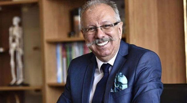 Prof. Dr. Oğuz Özyaral'ın koronavirüs testi pozitif çıktı