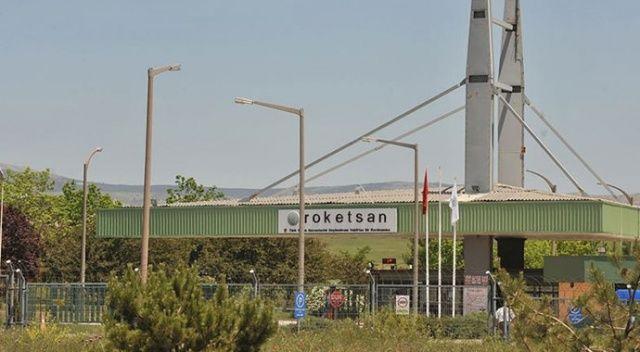 Roketsan'da patlama! 3 kişi hafif yaralandı