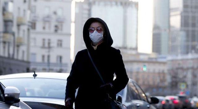 Rusya'da koronavirüs vakalarında rekor artış