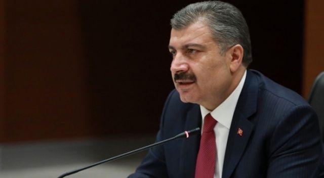 Sağlık Bakanı Koca: Son 24 saatte 69 kişi hayatını kaybetti