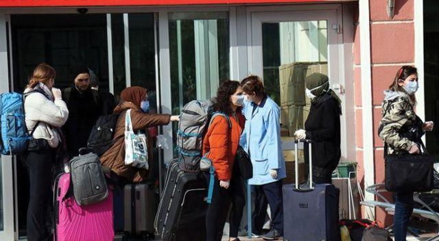 Sakarya'da gözetim süresi dolan 211 kişi evlerine gönderiliyor