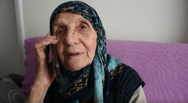 Şehit annesinden 'Milli Dayanışma Kampanyası'na destek