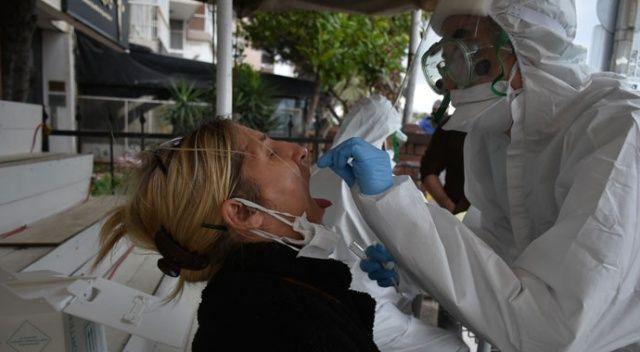 Sokakta yapılan koronavirüs testi şaşırttı! Sağlık Müdürlüğü'nden açıklama geldi