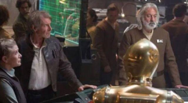 Star Wars oyuncusu Andrew Jack, koronavirüs nedeniyle öldü