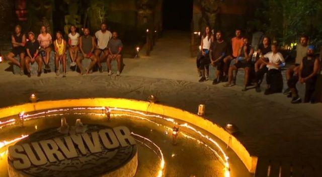 Survivor kim elendi, kim gittii? Survivor eleme 2020! (Survivor SMS sıralaması, Survivor Elenen İsim)