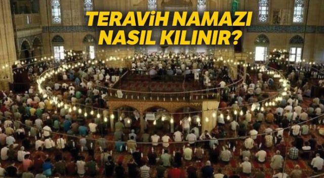 Teravih Namazı Nasıl Kılınır, kaç rekattır? | Teravih namazı evde nasıl kılınır? | 2020 Teravih namazı hangi saatte kılınır?
