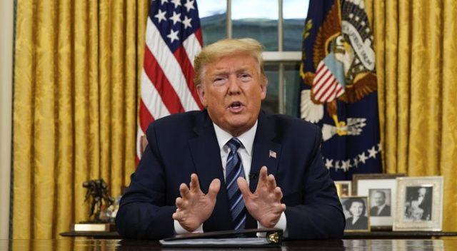 Trump'ın ikinci koronavirüs testi de negatif çıktı