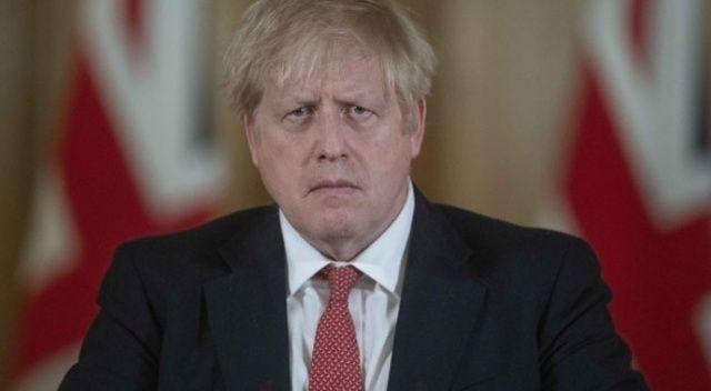 Ukrayna Devlet Başbakanı Zelenskiy'den İngiltere Başbakanı Johnson'a geçmiş olsun mesajı