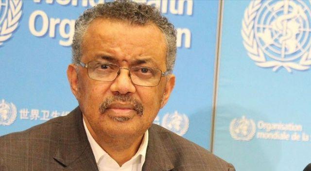 WHO Genel Direktörü Ghebreyesus: 74 ülke korona 4 ilaç denemesine olumlu cevap verdi