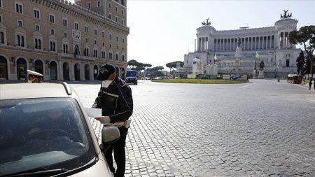 İtalya'da Covid-19 nedeniyle ölenlerin sayısı 13155'e yükseldi