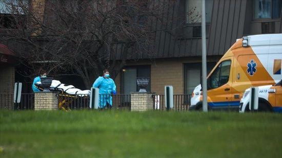 ABD'de 70 kişinin Covid-19'dan öldüğü huzurevine inceleme
