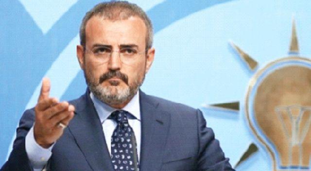 """""""Darbe ruhunun  yaşadığı yer CHP'dir"""""""