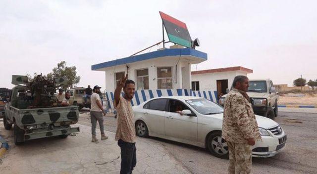 ABD'nin Libya Büyükelçisi'nden 'Trablus'a yönelik gereksiz saldırılar son bulmalı' mesajı