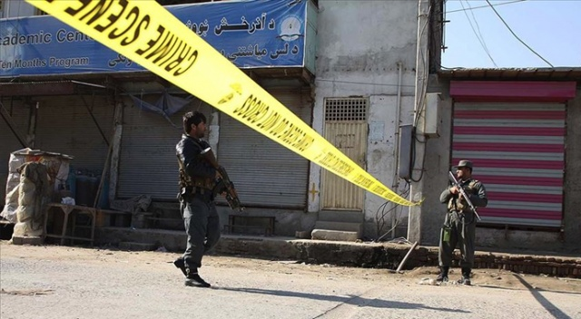 Afganistan'da 2 ayrı camiye silahlı saldırı: 11 ölü