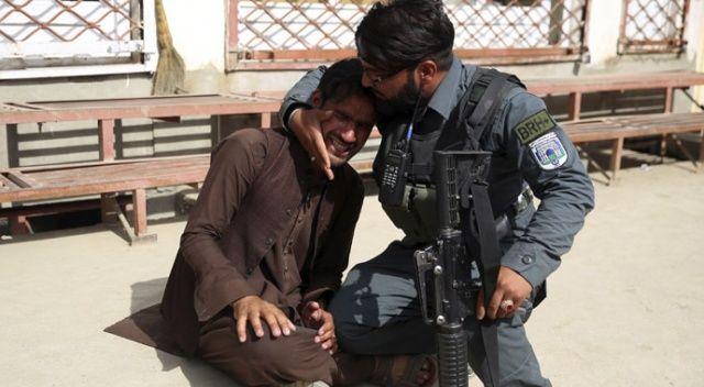 Afganistan'da iftar vakti camiye silahlı saldırı: 8 ölü