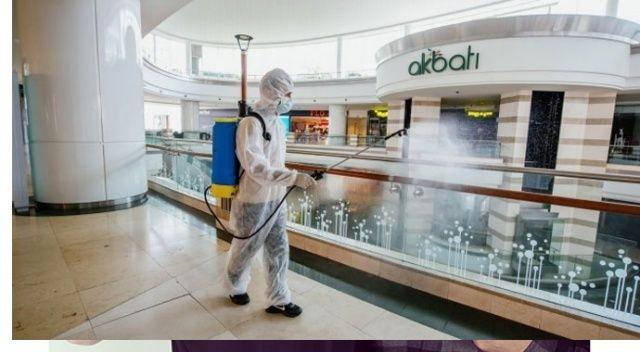 Akasya ve Akbatı Alışveriş Merkezleri kapılarını 'sıfır risk' prensibiyle 1 Haziran'da açacak