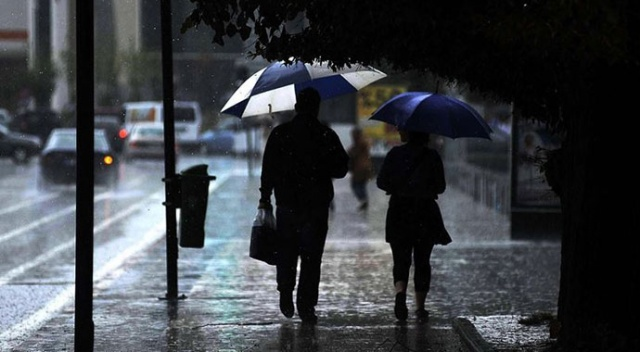 Akdeniz Bölgesi için yağış ve fırtına uyarısı