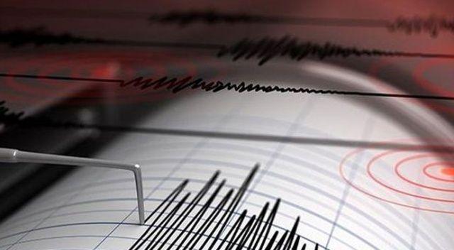 Akdeniz'de gece yarısı peş peşe depremler