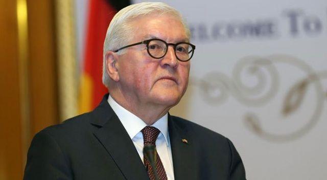 Almanya Cumhurbaşkanı Steinmeier'den Ramazan Bayramı mesajı