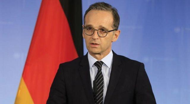 """Almanya Dışişleri Bakanı Maas: """"14 Haziran'dan sonra seyahat uyarılarını kaldıracağız"""""""