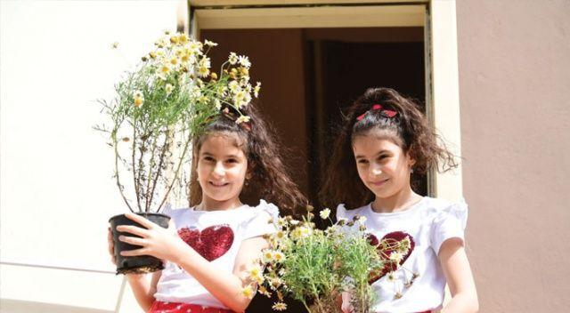 Altınordu Belediyesi bayram sevincini evlere taşıdı
