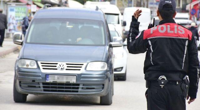 Aranan 2 bin 678 kişi  kıskıvrak yakalandı