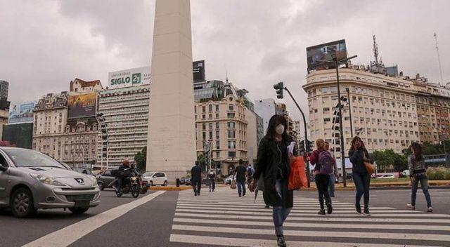 Arjantin'de Covid-19 görülenlerin sayısı 10 bini geçti