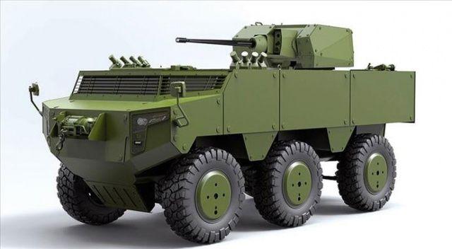 ASELSAN insansız kara araçları için harekete geçti