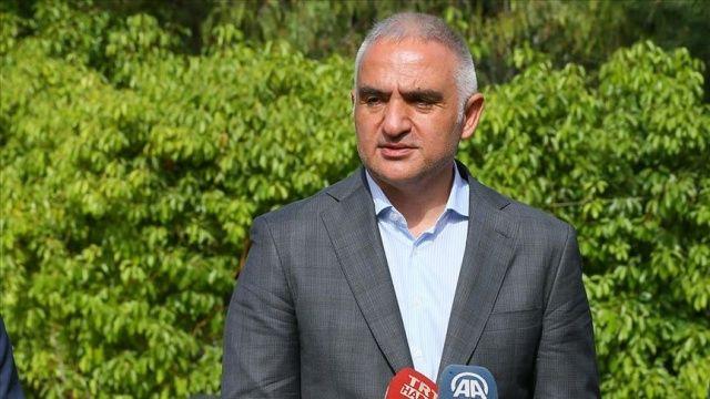 Bakan Ersoy iç turizmin başlangıç tarihini açıkladı