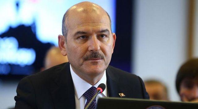 Bakan Soylu: Cumhurbaşkanı Erdoğan ile çalışmak benim için şereftir
