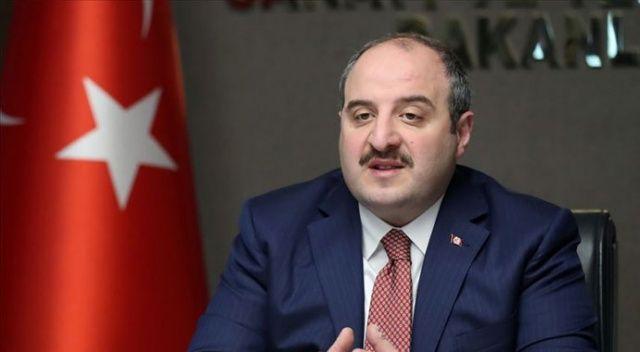 Bakan Varank'tan 'yatırım ve istihdama devam' mesajı