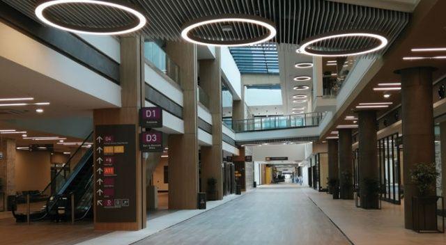 Başakşehir Çam ve Sakura Şehir Hastanesi'nin son teknolojiyle donatılan odaları görüntülendi