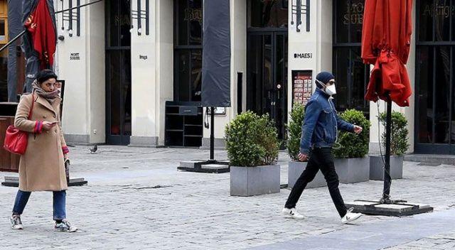 Belçika'da Covid-19 nedeniyle hayatını kaybedenlerin sayısı 9 bini aştı