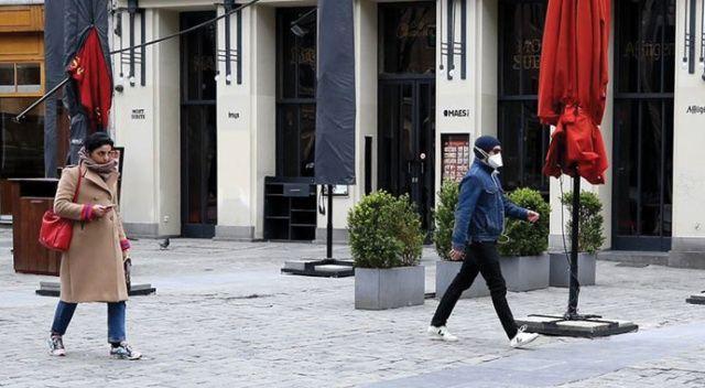 Belçika'da Covid-19 vakası sayısı 54 bini aştı