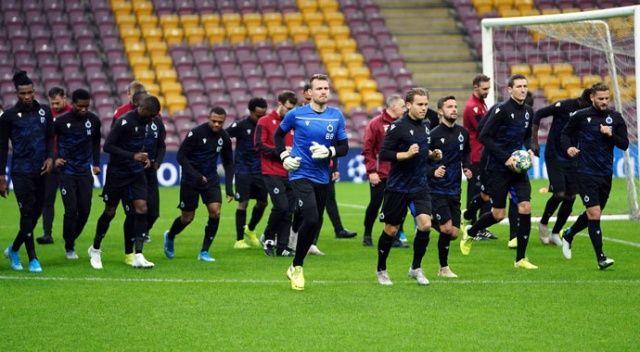 Belçika'da lig bitti, şampiyon Club Brugge ilan edildi