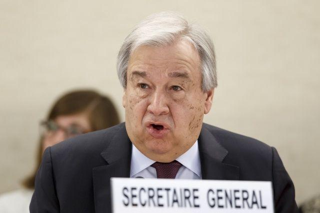 """BM Genel Sekreteri Guterres: """"BM Genel Kurul Toplantısı salgın nedeniyle düzenlenemeyebilir"""""""