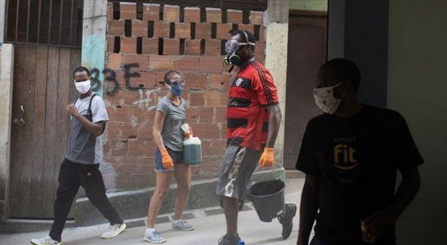 Brezilya'da Covid-19'dan ölenlerin sayısı 13 bin 149'a yükseldi