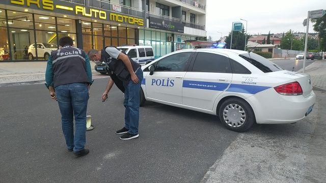 Bursa'da iftar saati maganda dehşeti