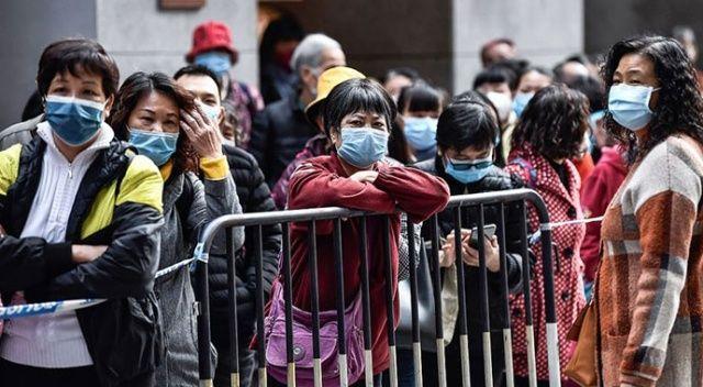 Çin'de son 24 saatte yeni Covid-19 vakası görülmedi