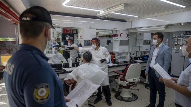Covid-19 denetimlerinde 4310 idari işlem uygulandı