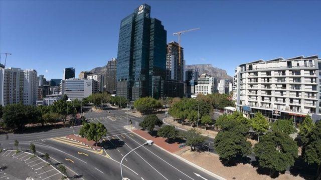 Covid-19 Güney Afrika ekonomisinin yüzde 45'ini oluşturan turizm sektörünü olumsuz etkiledi