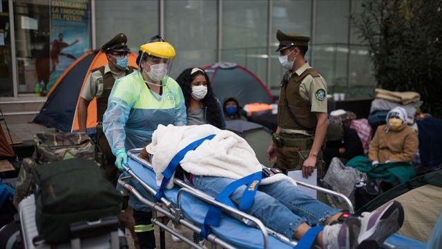Covid-19 Latin Amerika'da kritik seviyelere ulaştı