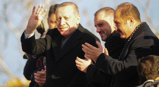 Cumhurbaşkanı Erdoğan duyurmuştu: Bomba Üretim ve Dolum Tesisi için ilk adım atıldı