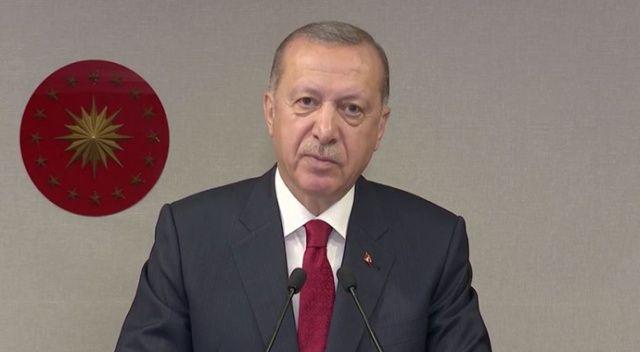 Cumhurbaşkanı Erdoğan: Meclisin yeni döneminde yeni reform paketleriyle milletimizin huzurunda olacağız